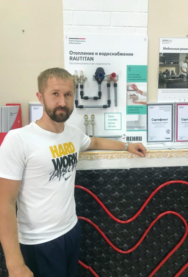 Монтаж отопления в Тюмени