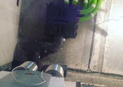 Система приточно-вытяжной вентиляции с рекуперацией в квартире